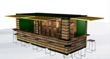 Rendering Container Bar 2